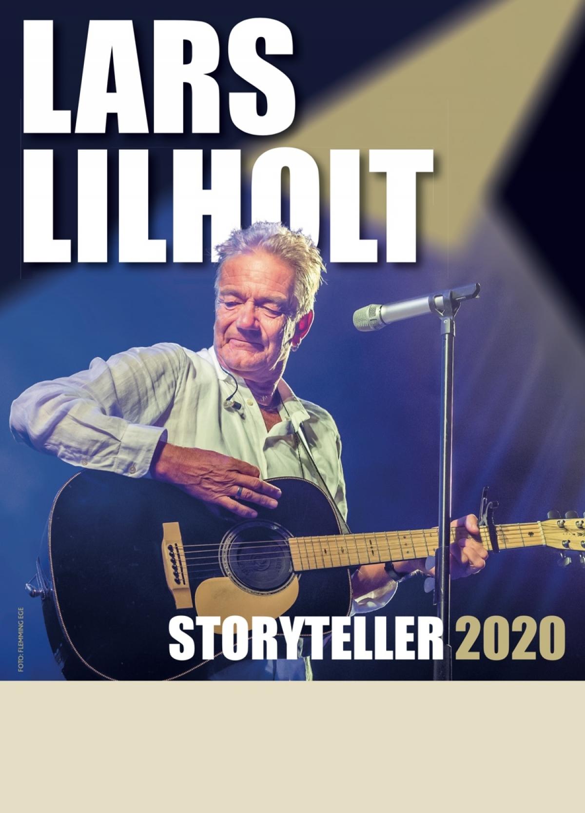 Lars Lilholt - Storyteller 2020
