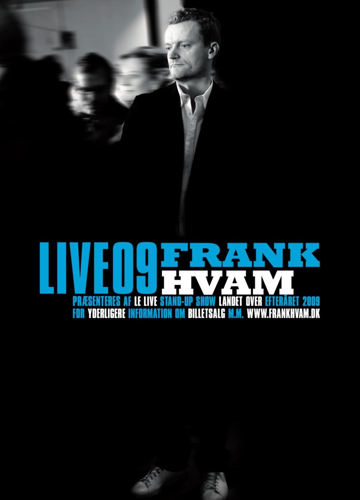 Frank Hvam - Live '09