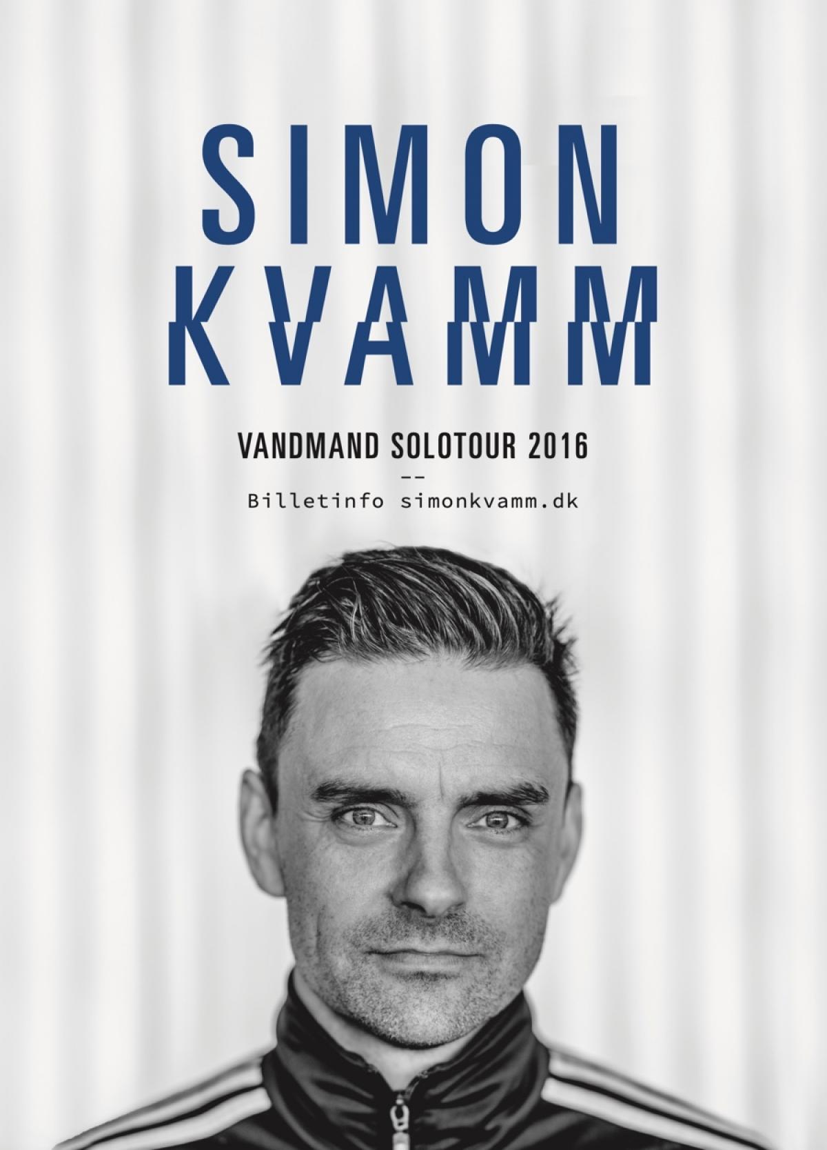 Simon Kvamm - Vandmand